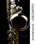Music Instrument Alto Saxophon...