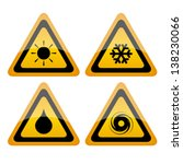 background,bad,banner,button,caution,cold,conditions,disaster,drop,emblem,fine,good,hurricane,ice-covered,icon