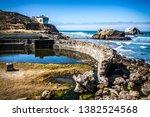 Sutro Baths San Francisco With...
