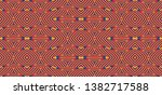 color seamless pattern with...   Shutterstock .eps vector #1382717588