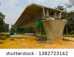 Construction of span by span...