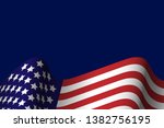 national american holiday... | Shutterstock .eps vector #1382756195