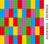 bricks has a variety of colors | Shutterstock . vector #138280616