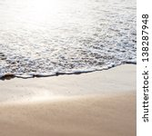 nature background in vintage... | Shutterstock . vector #138287948
