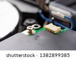 metal bolt fastening. computer...   Shutterstock . vector #1382899385
