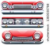 vector automotive front end...   Shutterstock .eps vector #1383030788