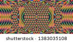 color seamless pattern with...   Shutterstock .eps vector #1383035108
