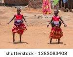 bwaise  kampala  uganda  ... | Shutterstock . vector #1383083408