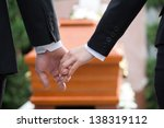 religion  death and dolor  ... | Shutterstock . vector #138319112