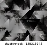 Abstract Silver  Background....