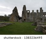 The Old Ruins Of Egglestone...