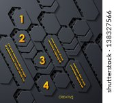 modern infographic  realistic...   Shutterstock .eps vector #138327566