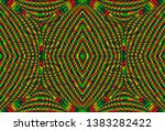 color seamless pattern with...   Shutterstock .eps vector #1383282422