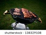 grill | Shutterstock . vector #138329108