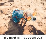 chihuahua wearing sunglasses...   Shutterstock . vector #1383306005