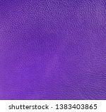 Purple Leather Texture...