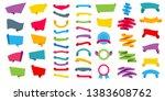 creative illustration of...   Shutterstock . vector #1383608762