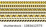 creative illustration of black...   Shutterstock . vector #1383612575