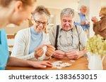 Seniors With Alzheimer's...
