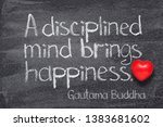 A Disciplined Mind Brings...