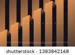 black premium background with...   Shutterstock .eps vector #1383842168