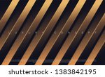 black premium background with... | Shutterstock .eps vector #1383842195