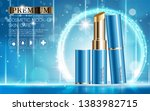 hydrating facial lipstick for...   Shutterstock .eps vector #1383982715