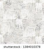 geometry modern repeat pattern... | Shutterstock . vector #1384010378