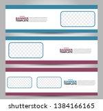 banner template. abstract...   Shutterstock .eps vector #1384166165