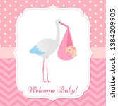 Baby Shower Invitation Card....