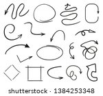 infographic elements on... | Shutterstock . vector #1384253348