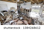 The Place Was Devastated By Th...