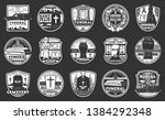 funeral service agency and...   Shutterstock .eps vector #1384292348