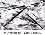 distressed background in black... | Shutterstock . vector #1384315502