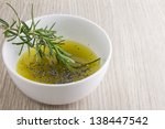 Rosemary Olive Oil Sauce In...