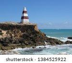 cape dombey obelisk in robe ...   Shutterstock . vector #1384525922