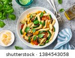 Pasta With Grilled Vegetables   ...