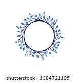 vector concept photo frame.... | Shutterstock .eps vector #1384721105