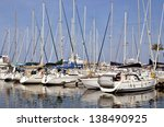 Marina Of Saint Cyprien In...