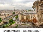 paris  france   september 28 ... | Shutterstock . vector #1385038802