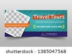 travel tour corporate business... | Shutterstock .eps vector #1385047568