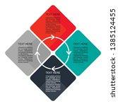 new design infographics vector...   Shutterstock .eps vector #1385124455