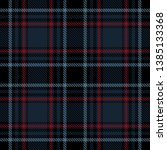 blue  black and  red  tartan ...