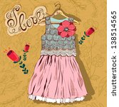 "vector colorful illustration ""i ... | Shutterstock .eps vector #138514565"