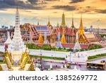 Bangkok  Thailand At The Templ...