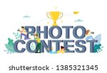 Photo Contest Words In Capital...