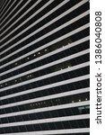 financial district skyscraper... | Shutterstock . vector #1386040808