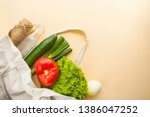 fresh fruits and vegetables in...