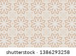 abstract geometric background... | Shutterstock . vector #1386293258