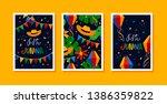 festa junina brazil june... | Shutterstock .eps vector #1386359822